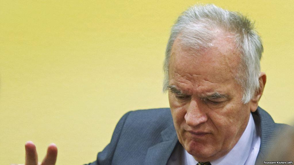 16 yıl kaçmıştı: Srebrenitsa katliamcısı Mladiç'e müebbet