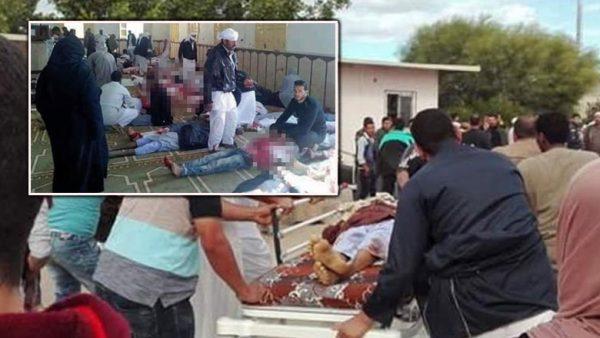 Mısır'da ölü sayısı 305'e yükseldi: Sisi karşıtı gruplardan kınama