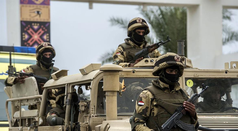 Mısır ordusundan Sina'da geniş çaplı operasyon