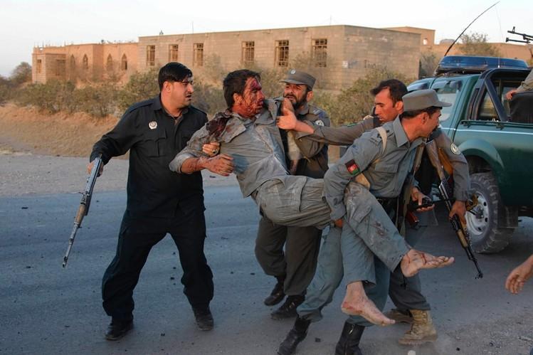 Taliban Nimruz'da kontrol noktasını bastı: 9 ölü