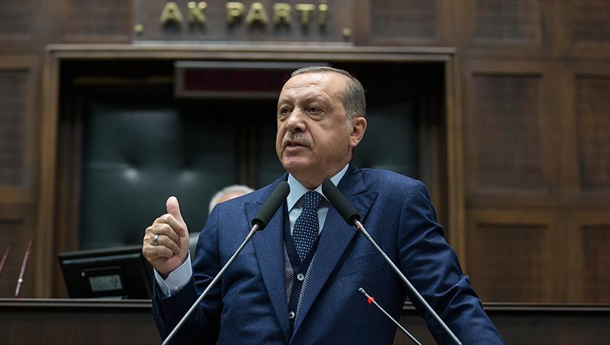 Erdoğan: CHP 'ana hıyanet partisi' konumuna sürüklenmektedir