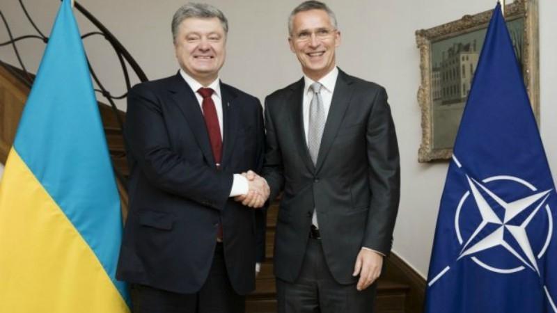 Ukrayna'dan NATO'ya teşekkür