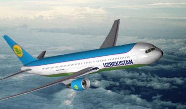 Özbekistan'dan Afganistan'a ilk sivil uçuş yapılacak