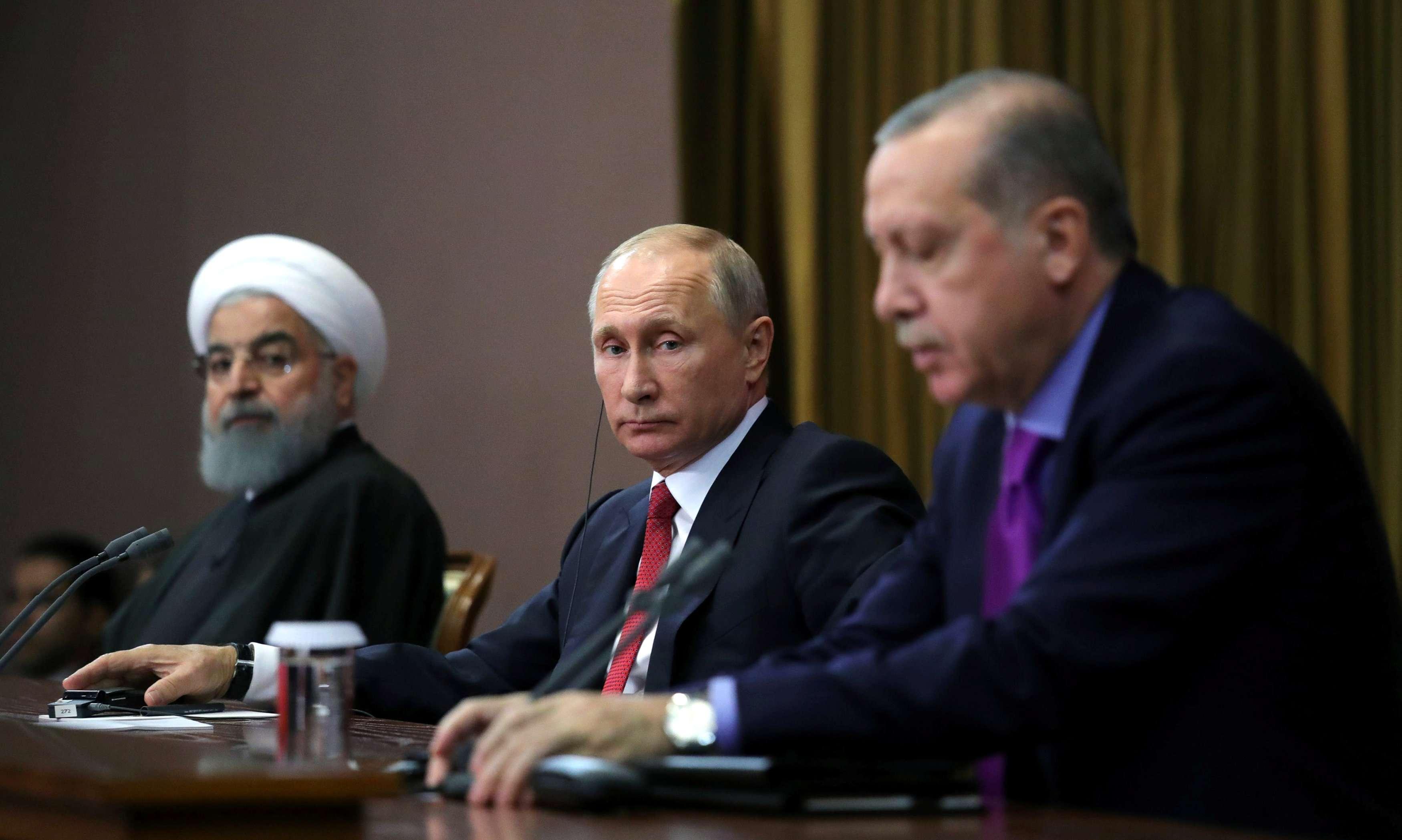 Rusya PKK'ya göz kırptı: Soçi'de herkes olacak