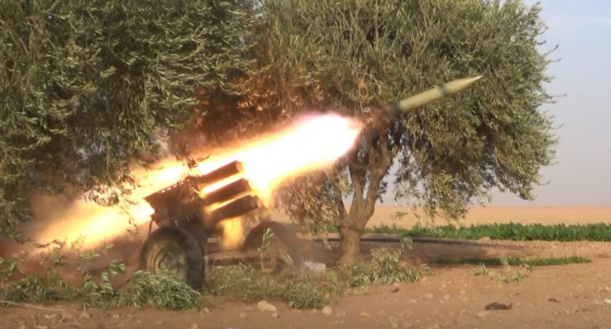 Doğu Hama'da IŞİD ve muhalifler arasındaki çatışmalar hız kazandı