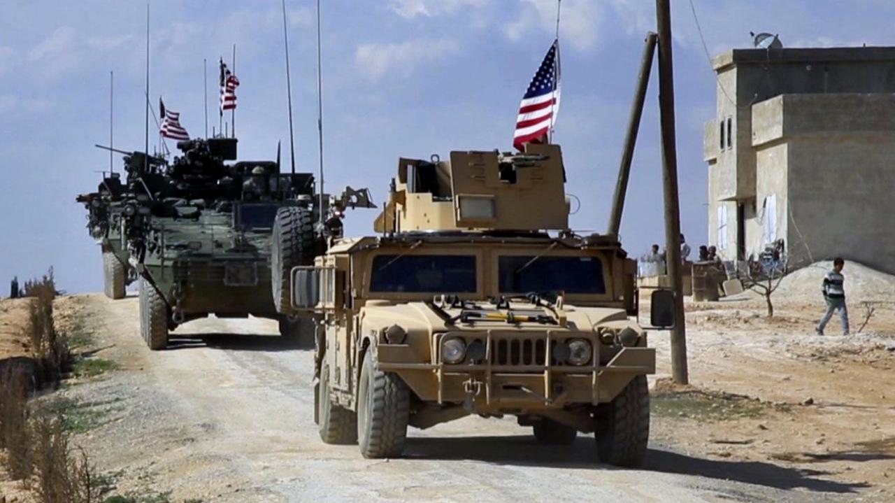 ABD güçleri Kerkük'te konuşlandı