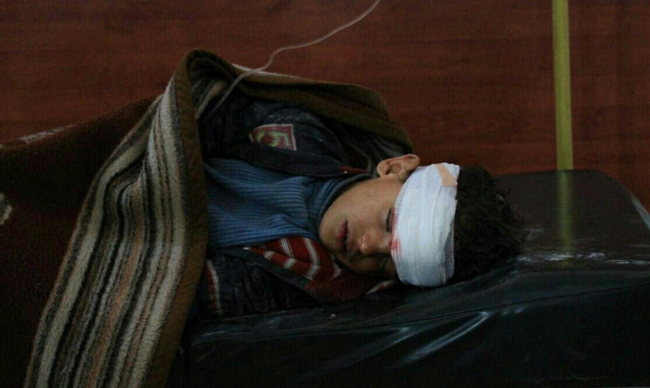 UNICEF'ten Doğu Guta uyarısı: Kapana kısıldılar