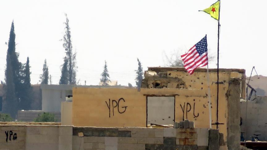 'ABD'nin PKK ile işbirliği endişelere yol açıyor'