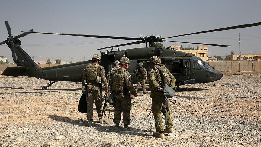 ABD 400 kişilik topçu birliğini Suriye'den çekiyor