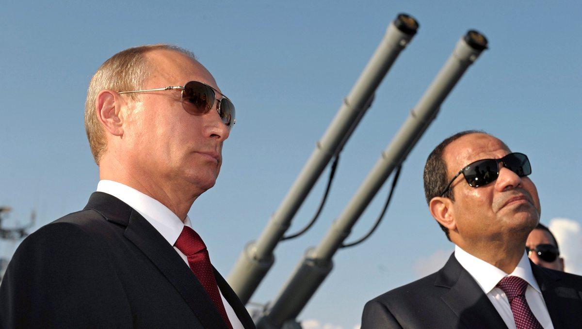 Rusya 'sıcak denizlere' yerleşti: Mısır hava üslerini açıyor