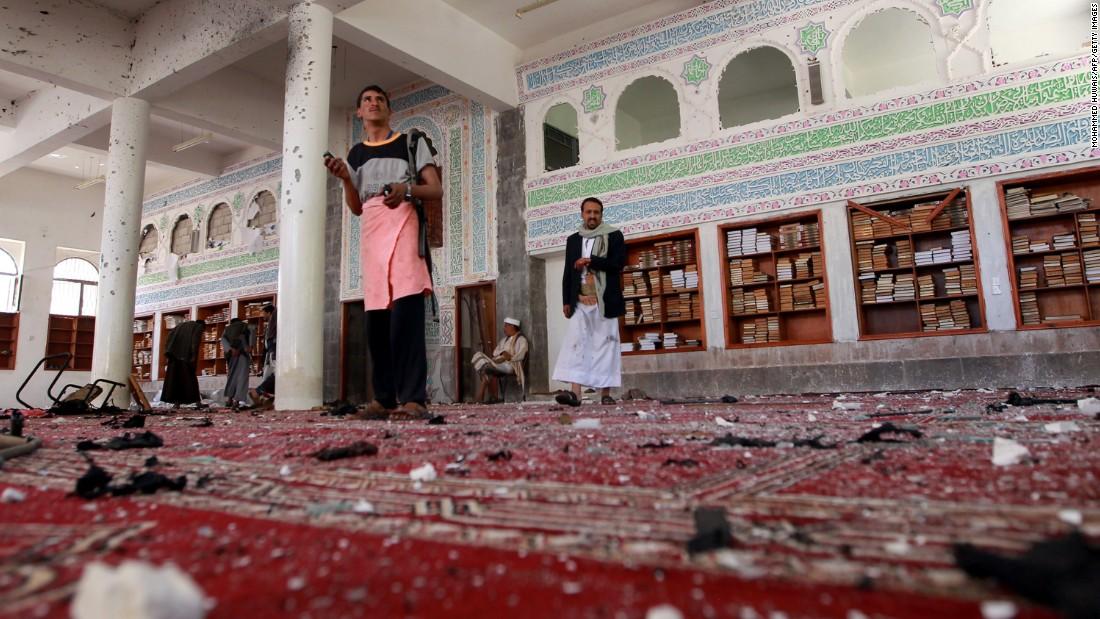 """""""Bizler maslahat için camilere, çarşı ve pazarlara saldırmayız"""""""