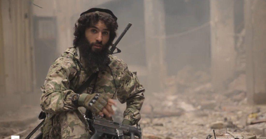 Musul'da yakalanan IŞİD'li Fransa ve Belçika halkından özür diledi