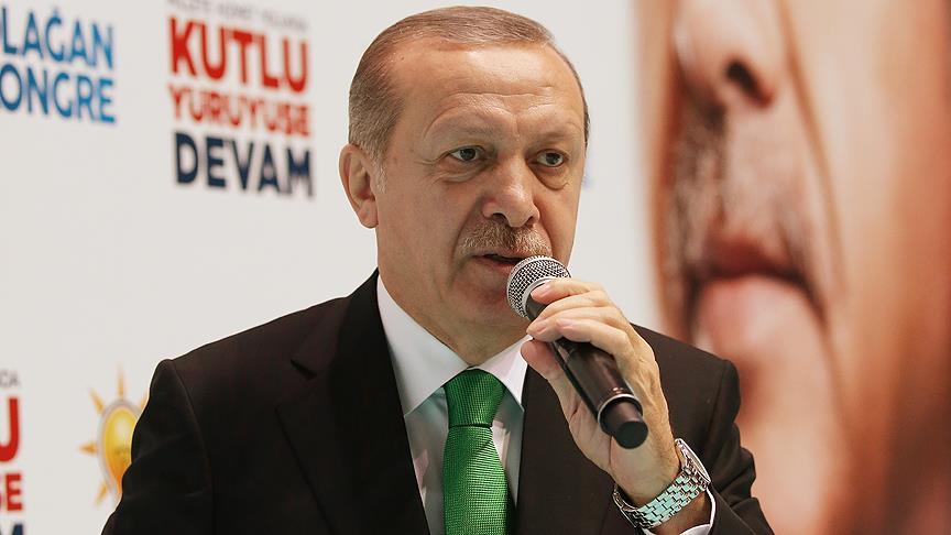 Erdoğan, ABD'deki davaya 'şantaj' dedi