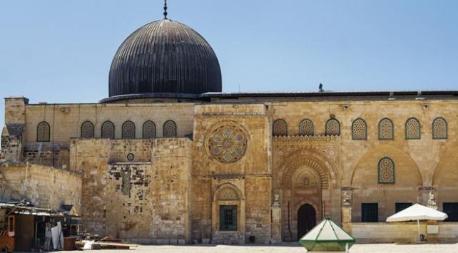 Ürdün İsrail'e nota verdi: Aksa'da provokasyon yapılıyor