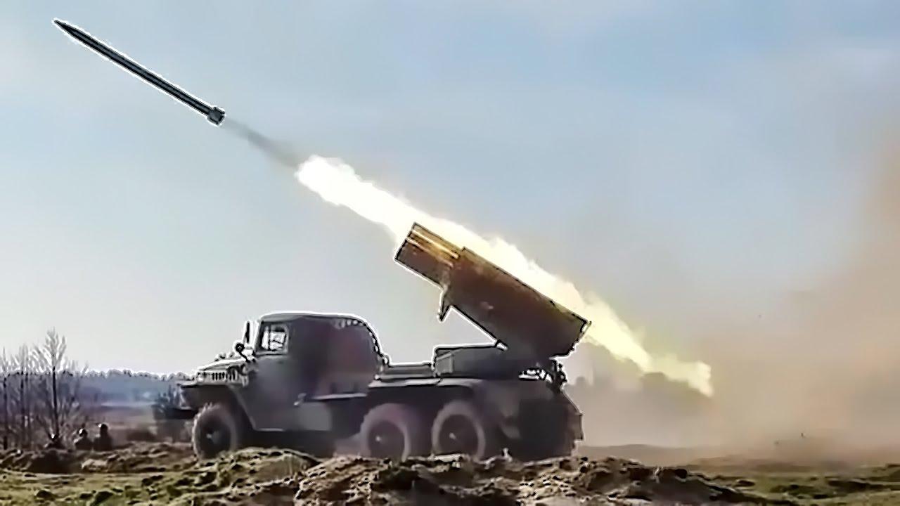 Taliban ABD üssünü füzelerle vurdu
