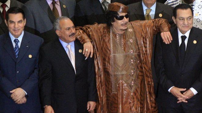 Arap Baharı'nın devrik liderlerine ne oldu?