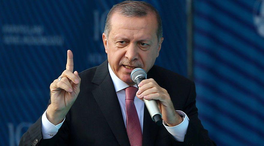 Erdoğan: Ey Trump, sen ne yapmak istiyorsun?