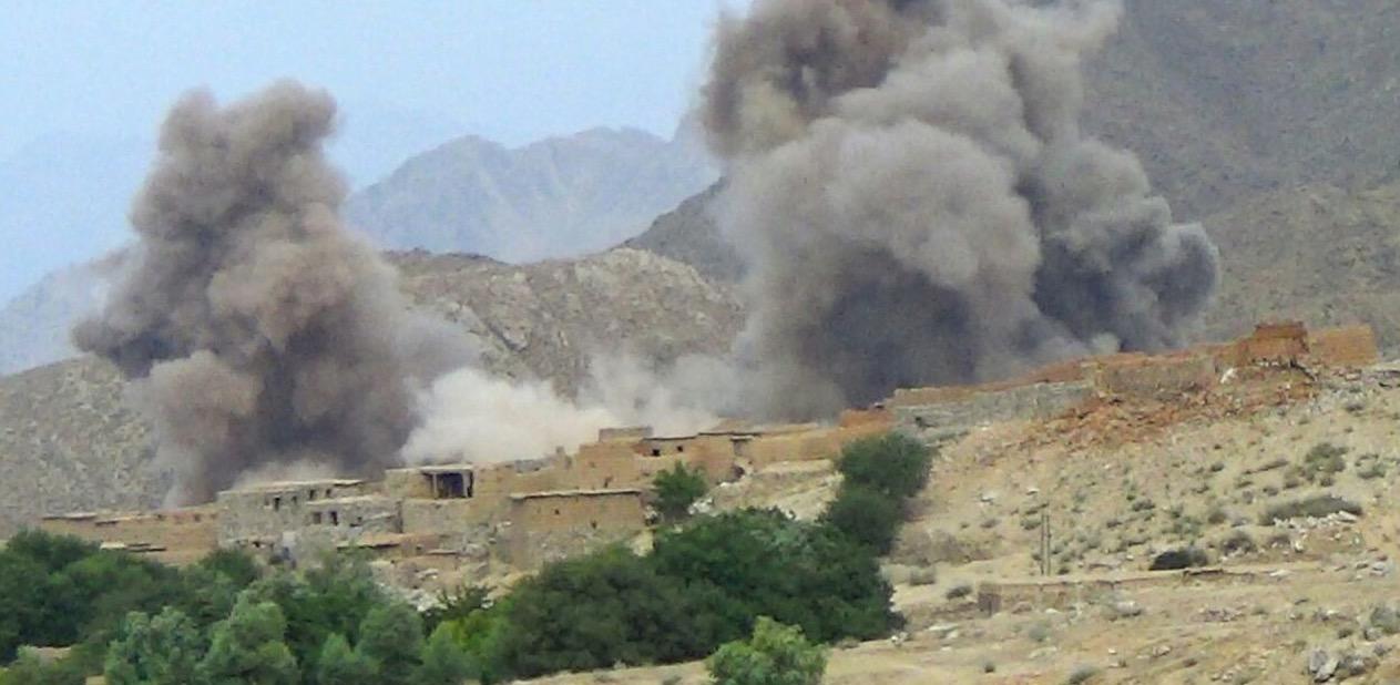 ABD Taliban'ın cezaevini vurdu: 27 sivil yaşamını yitirdi