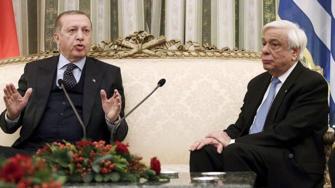 Yabancı basın Erdoğan'ın Yunanistan ziyaretindeki Lozan 'polemiğini' konuşuyor