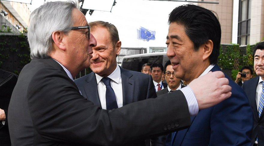 AB ve Japonya arasında 4 yıl sonra gelen anlaşma