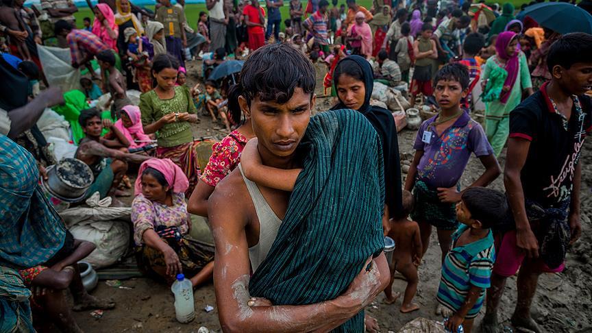 Bangladeş'e sığınan Arakanlı sayısı 646 bine ulaştı