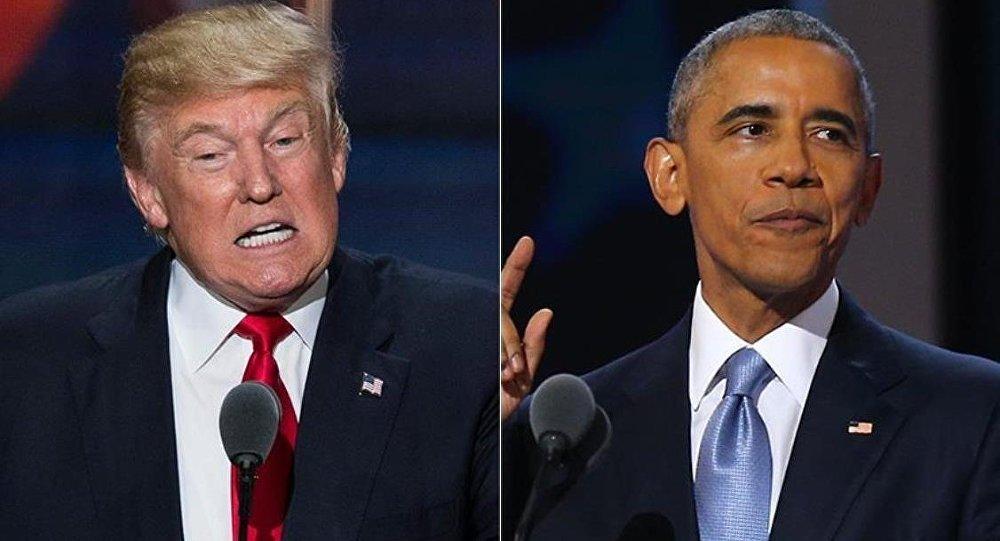 Obama: Trump'ın egosu ABD'ye zarar veriyor