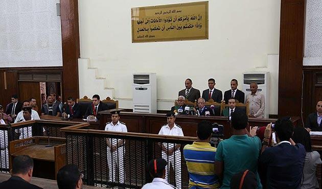 Mısır yönetimi 161 muhalifi 'terör' listesine aldı