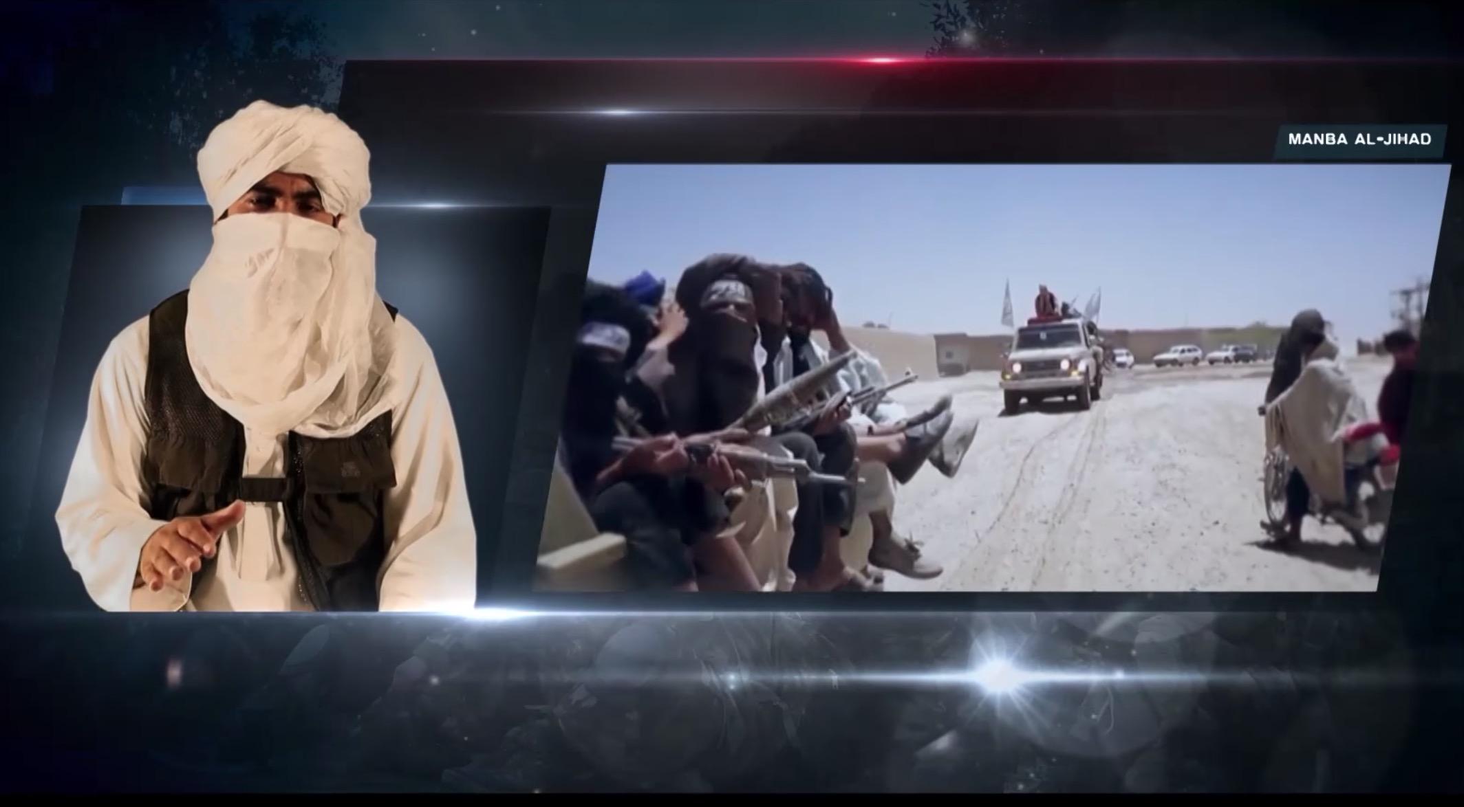 Taliban'dan 'direniş medyası' atılımı
