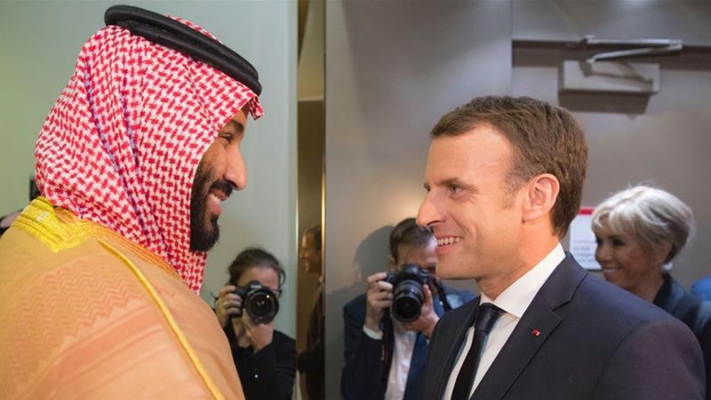 Suudi Arabistan ve BAE, El Kaide'ye karşı Fransa'nın yanında