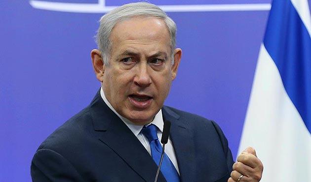 İstanbul'da alınan Kudüs kararına Netanyahu'dan ilk tepki