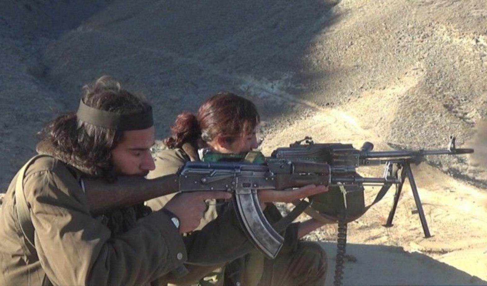 IŞİD: Afganistan'da 18 köyü ele geçirdik