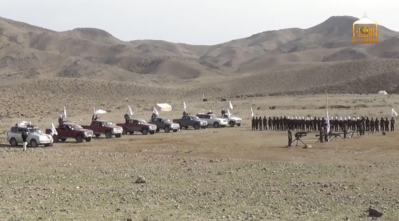 Taliban'ın 'Fedailer Taburu' eğitim görüntüleri yayınlandı