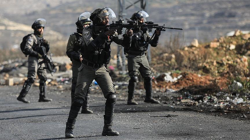 Filistin'deki çatışmalarda 33 kişi yaralandı