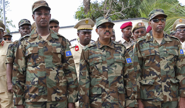 ABD, yolsuzluklar sebebiyle Somali'ye askeri yardımı askıya aldı