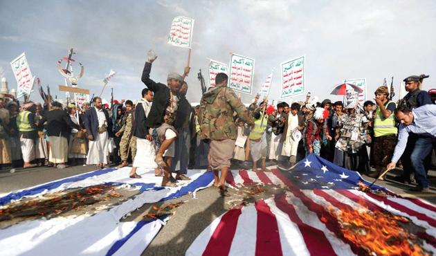 BAE: İran tehdidine daha güçlü karşı konulmalı
