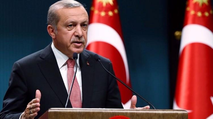 Erdoğan: ABD'nin Kudüs kararının iptali için girişimlere başlıyoruz