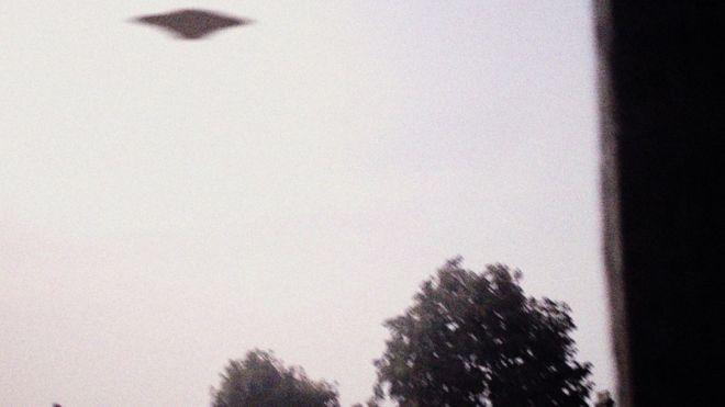 Pentagon gizli UFO programı yürütmüş