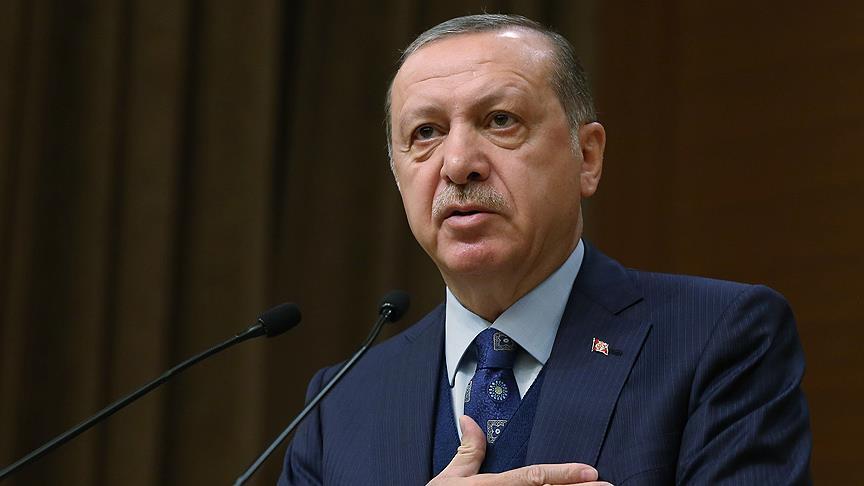 Erdoğan'dan BAE'ye 'Osmanlı' cevabı