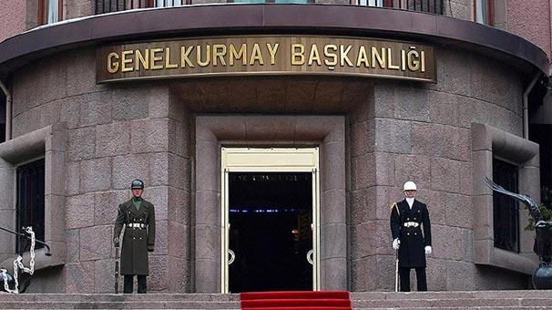 TSK: Darbe Girişimine 8 bin 651 Askeri Personel Katıldı