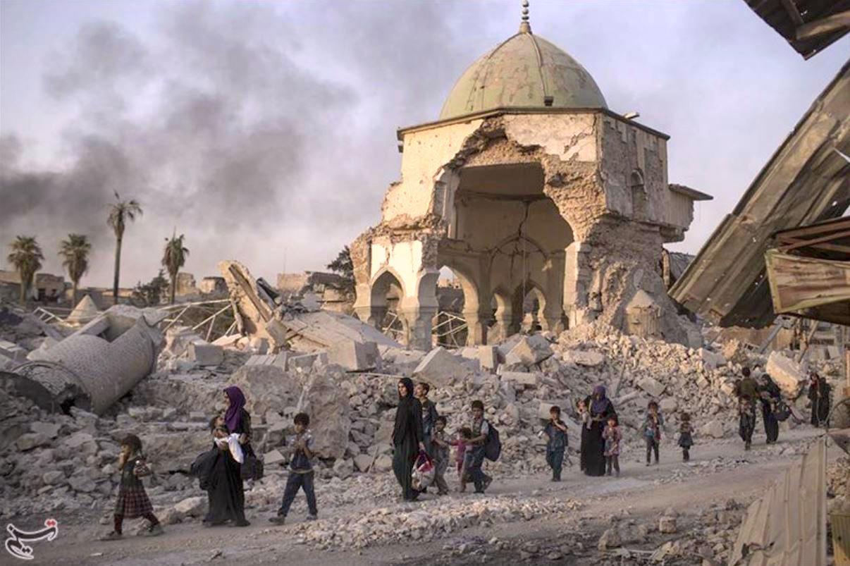 ABD ve İran'ın kanlı ittifakı: Musul'da en az 9 bin sivil öldü