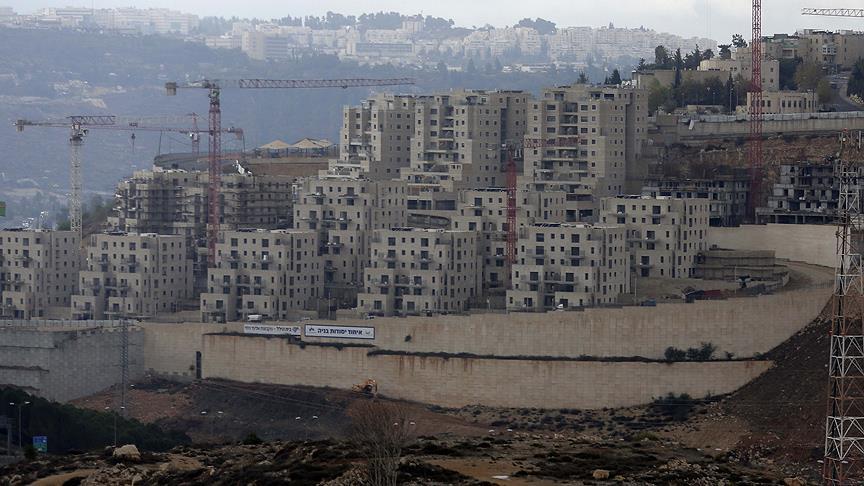 'İsrail Batı Şeria'ya yeni Yahudi yerleşim birimleri kuracak'