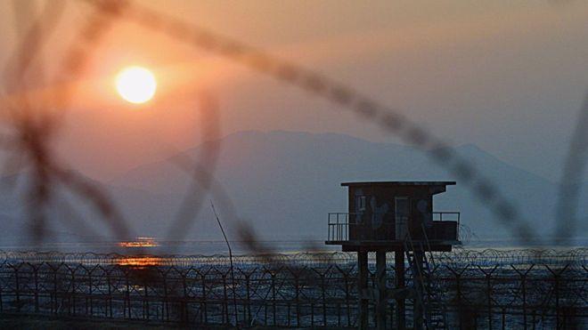 Kuzey Kore askeri Güney Kore'ye kaçtı