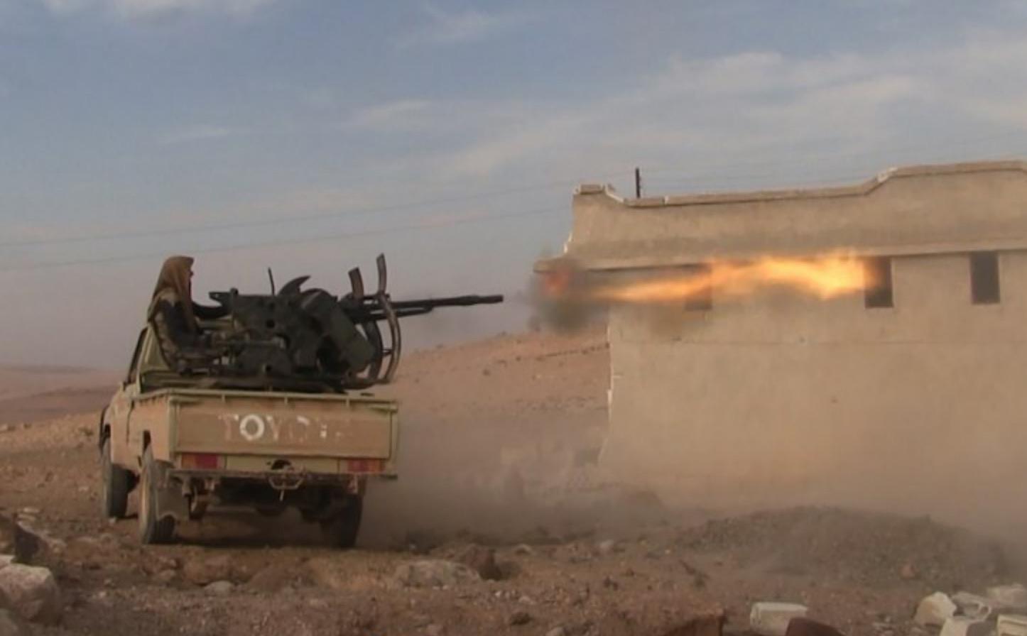 Tahriru'ş Şam 9 IŞİD'liyi öldürdü