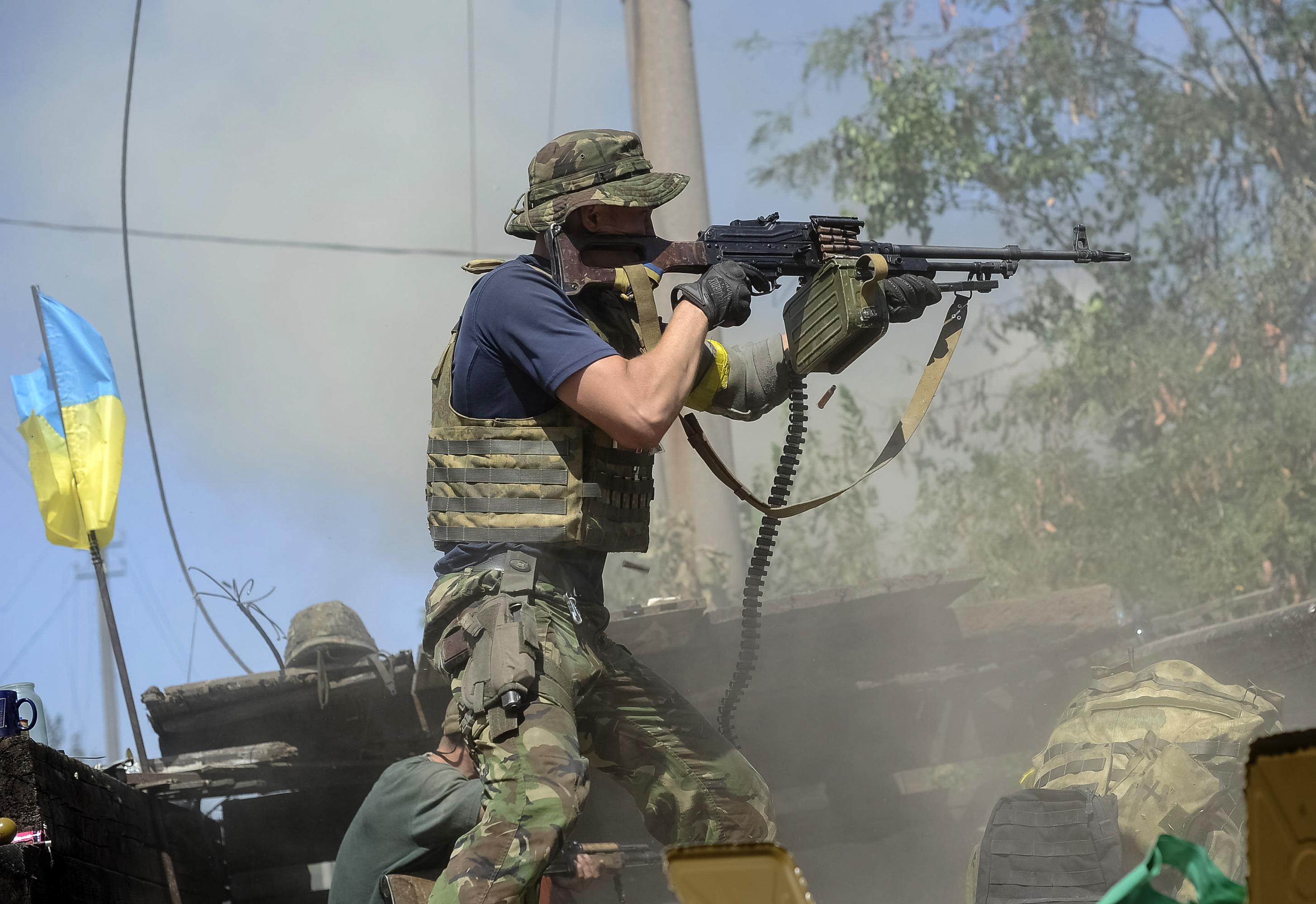 ABD'den Ukrayna'ya silah yardımı