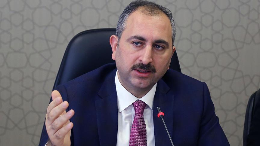 Adalet Bakanı'ndan KHK açıklaması: 15-16 Temmuz'u kapsıyor
