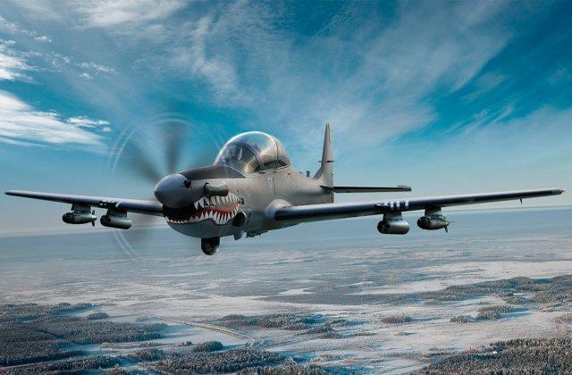 ABD'den Nijerya'ya 12 savaş uçağı