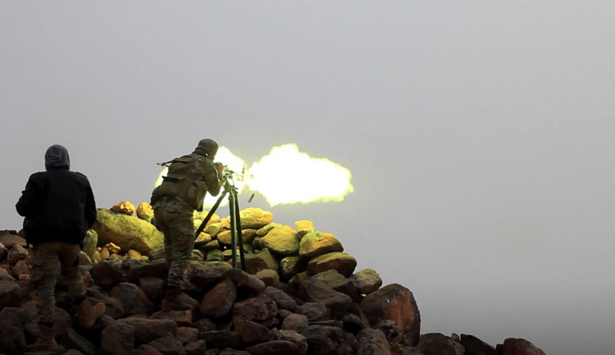 İdlib için saldırıya geçen rejim güçleri büyük kayıp verdi