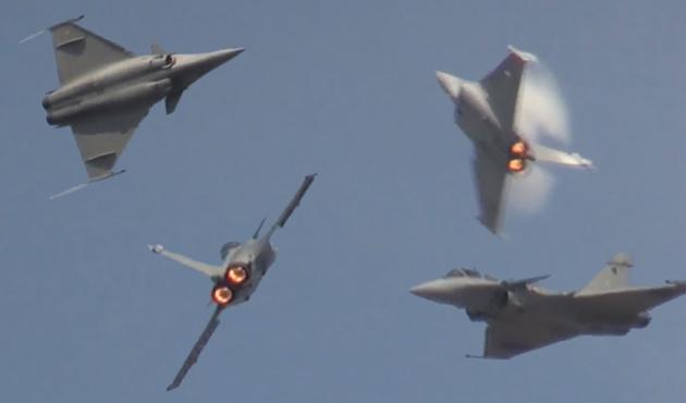 Fransa Doğu Akdeniz'deki savaş uçaklarını geri çekti
