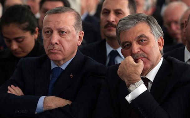 Erdoğan Abdullah Gül'e yüklendi: Sen hayırdır?