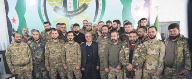 """ÖSO'ya bağlı 30 grup """"Milli Ordu""""yu kurdu"""